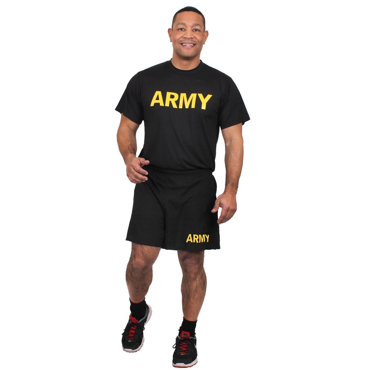 US Army APFU PT Physical Training Sportanzug Hose shirt New Modell Sport Dress