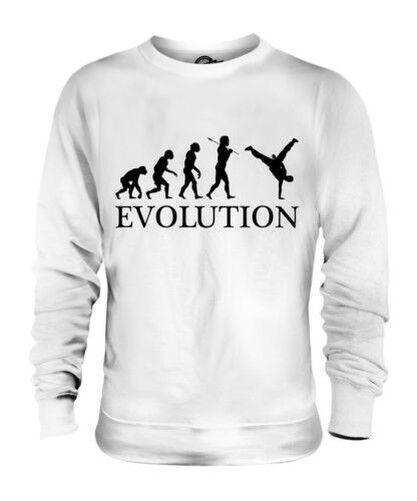 Street Ballerina Evoluzione Umana Unisex Maglione  Herren Damenschuhe