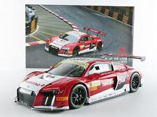 Spark Audi R8 LMS FIA GT World Cup Macau 2015 Mortara #6 1/18 Scale LE of 300