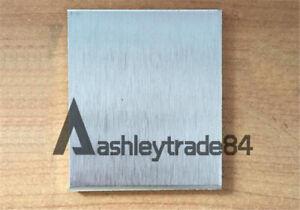 99.96/% Pure Nickel Ni Metal Thin Sheet Plate 3mm x 100mm x 100mm #EYL-9  GY