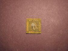 Germany-Baden Scott# 9 Numeral Value 1853-58 L28