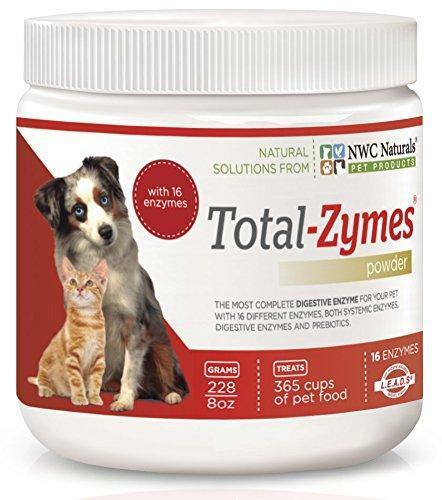 NWC Naturals Total-Zymes Digestive Powder 8 oz