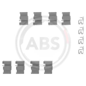A.B.S 1133Q Zubehörsatz Scheibenbremsbelag