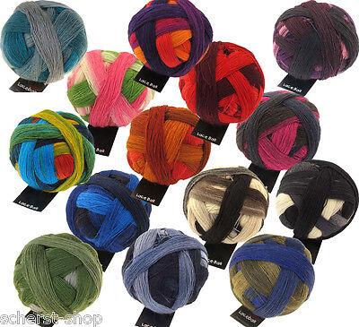 10,90€/100g Schoppel Lace Ball, Lacegarn mit schönem Farbverlauf, Lacewolle