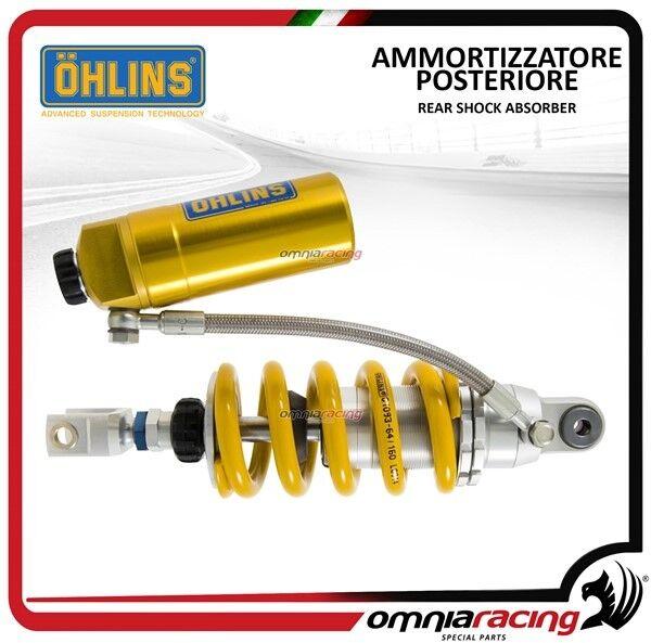 Ohlins mono ajustable post amortiguadorSTX46 Supersport KTM RC390 2015>2016