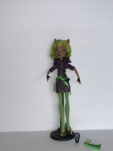 Monster-High-Dawn-of-the-Dance-Clawdeen-Wolf-Doll-amp-Accessories