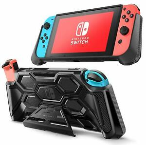 Mumba-Protective-Case-for-Nintendo-Switch-Console-Padded-Grip-Cover-w-Kickstand