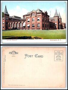 WASHINGTON-DC-Postcard-National-Museum-K29