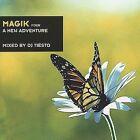 Magik, Vol. 4: A New Adventure (Mixed by DJ Tiesto) by Tiësto (CD, Jul-2001, Black Hole Recordings (Netherlands))