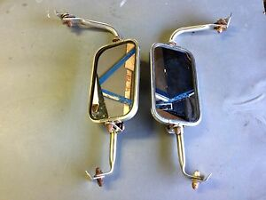 67 72 FORD TRUCK WESTERN STYLE MIRRORS 68 69 70 71 F 100 F