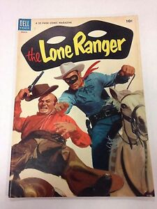 The-Lone-Ranger-69-March-1954-Dell
