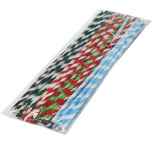 TUBO-a-strisce-detergenti-ciniglia-Craft-STELI-detergenti-Tubo-30cm-Regno-Unito-Fornitore