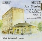 Jean Sibelius Youth Production for Solo Piano Vol 2 Grasbeck