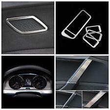 VW Golf 7 GTI TDI TSI Rline Edelstahl Set Fensterheber Tacho Handgriffen