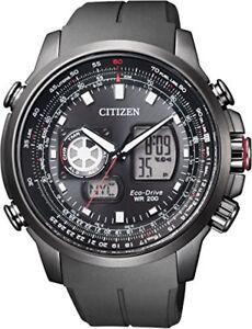 CITIZEN-Promaster-SKY-Eco-Drive-World-Time-Multi-Function-Watch-JZ1066-02E-JAPAN