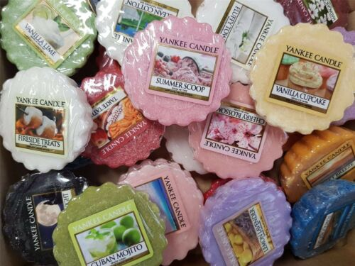 10x mixed Yankee Candle Wax Melts unused and sealed No offers please £ 10