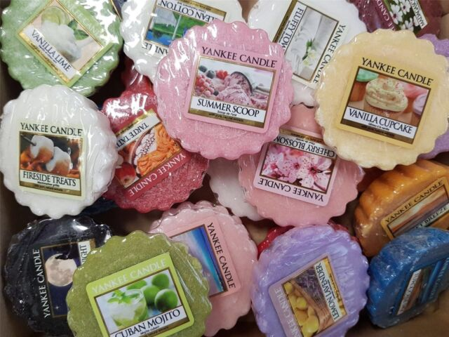 Everyday Mix of 10 Yankee Candle Wax Tarts Various Scents Yankee Candles