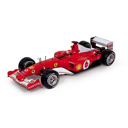 Mattel 1 18 2003 Ferrari F2003-GA Schumacher  1