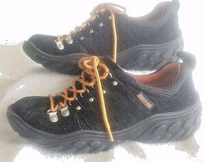 15da1112d25 Women's Size 6 Black Suede Leather Rocket Dog Sport Tennis Shoes | eBay