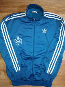 Adidas-Originals-90-039-s-Vintage-TSV-Ottobrunn-Tracksuit-Top-Jacket-Germany-Soccer