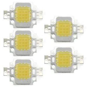 10W-5-Chip-LED-per-Lampada-Faretto-Luce-Bianco-750LM-Alta-Potenza-DIY-W1X1