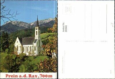 293941,prein An D. Rax Kirche Bergkulisse Ausgezeichnete (In) QualitäT
