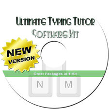 Typing Tutor Training Suite - Learn & Improve Touch Typing With Speed & Accuracy