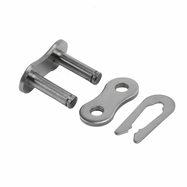 4-pieces 35np Nickel Plated Connecting Link Roller Chain Master Links for sale online