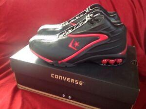 455e2ddfeb96 Converse DWYANE WADE WARRIOR 1 2003 Basketball Shoes Size 10.5 RARE ...