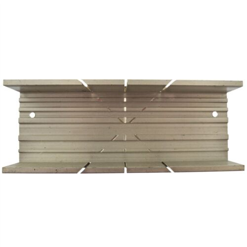 Mini Caja de ingletes sierra de corte de guía de aluminio 45 90 180 grados ángulos de madera TE792