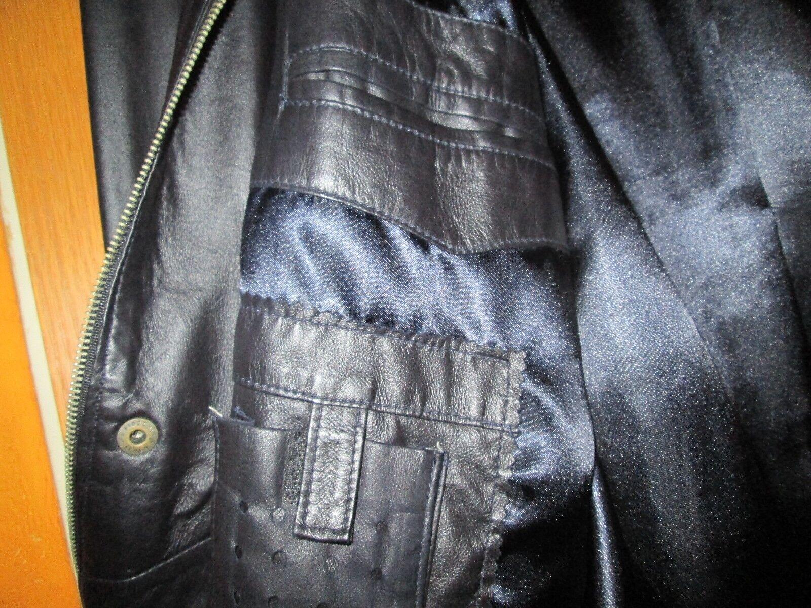 mioim Punk Jacke Steampunk Gothic Langarm Jacke Retro