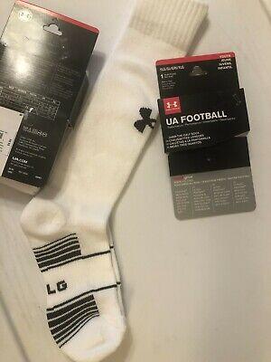 Under Armour Youth Football Crew Socks 1-Pair