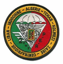 French Foreign Legion 2e REP color patch Para  L237