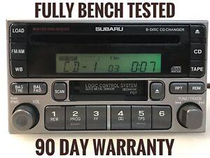 """TO943"" 2004-2008 Toyota Matrix CD Player AM FM Radio 6 CD A51817 86120-02410"