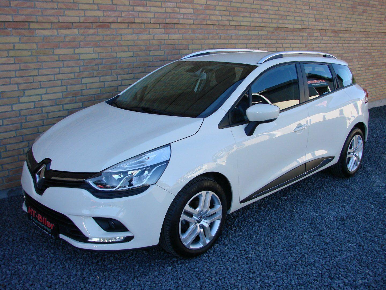 Renault Clio IV<span class=ik_subtitle>1,5 dCi 90 Zen ST 5d</span>