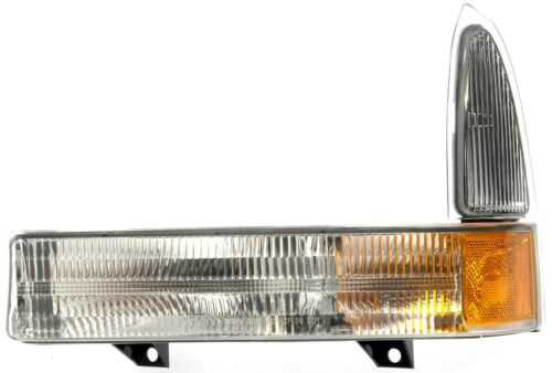 Turn Signal Parking Light Assembly Front Left Dorman 1650794