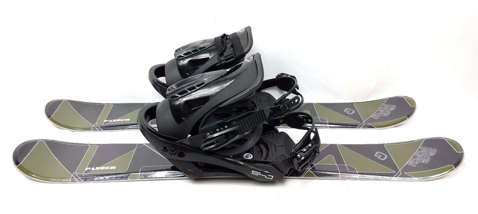 SKIBOARD,Five-Forty, 90cm Panzer, WIDE FAT SnowBlades/DOUBLE RATCHET  Bindings Bindings Bindings 29f03e
