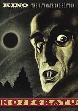 Nosferatu - The Ultimate Two-Disc Edition (DVD, 2007) - STILL SEALED - RARE!
