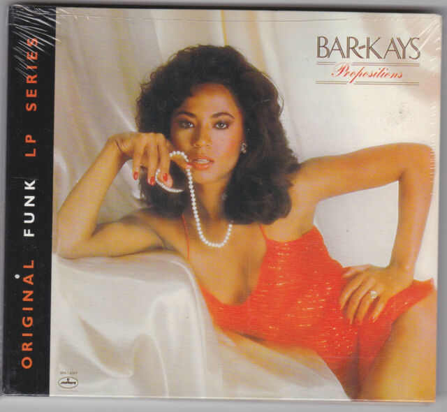 Bar-Kays Propositions 1982 CD   Digipak   NEU & OVP