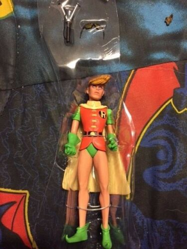 DC COMICS DARK KNIGHT RETURNS 30TH anniversary ROBIN action Figure NEW loose
