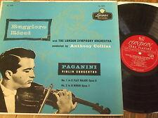 LL 1215 Paganini Violin Concertos Nos. 1 & 2 / Ricci