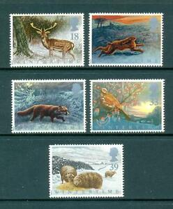 GB-1992-Four-Seasons-Wintertime-Mint-MNH-One-postage-for-multiple-buys