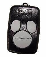 Wayne Dalton 3btm-0372a 3 Button Visor / Key Chain Remote Control 372 Mhz