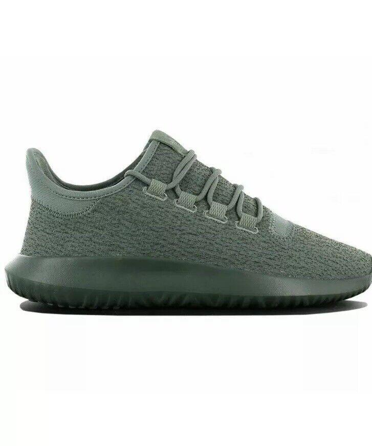 ADIDAS TUBULAR SHADOW Running shoes Green - Mens - Size 11