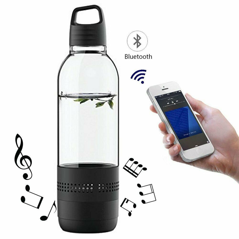 Water Bottle Bluetooth Speaker Cycling Sport For Samsung S9 Plus S8 S7 Iphone X Ebay