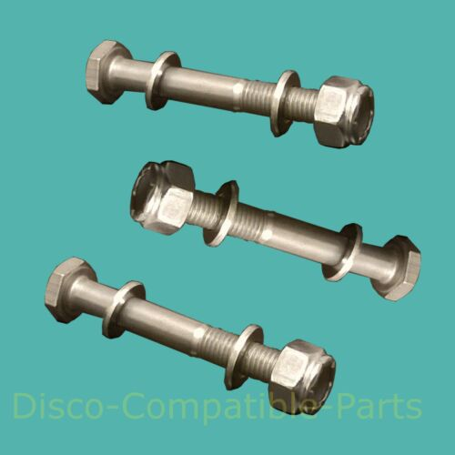 Land Rover Discovery 1 Track Rod End Ball Joint Clamp bolts x 3