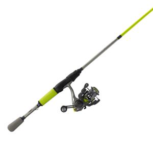 Lew's Xfinity XJ 6' Medium Action Spinning Fishing Rod and Reel Combo