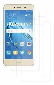 3x Ultraclear Protection Screen Protector Display Film @ COFI For Huawei Y7