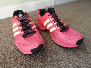 best sneakers 472a2 bcf73 Image is loading Adidas-Kanadia-TR-6-Trail-Running-Shoes-UK-