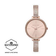 Michael Kors Ladies' Jaryn Rose Gold Tone Watch MK3785